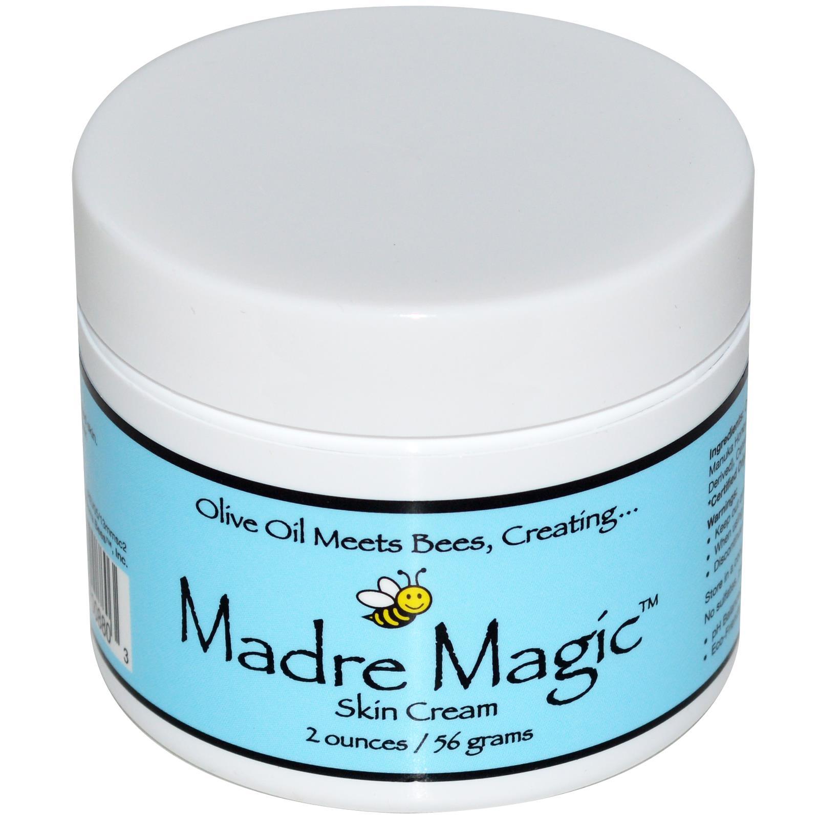 Madre Magic All Purpose Skin Cream Vs Egyptian 10 Off Iherb Argan Oil